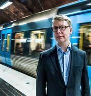 Kristoffer Tamsons (M).  Lars Pehrson/SvD/TT / TT NYHETSBYRÅN