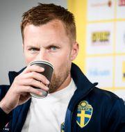 Sebastian Larsson.  Erik Simander/TT / TT NYHETSBYRÅN