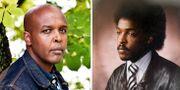 Dawit Isaak till höger, brodern Esayas Isaak till vänster. TT