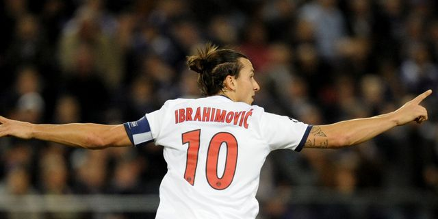 Zlatan annu intressant for psg