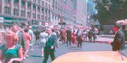 New York, 1971.  TT NYHETSBYRÅN/ NTB Scanpix