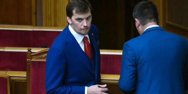 Oleksij Hontjaruk. SERGEI SUPINSKY / AFP