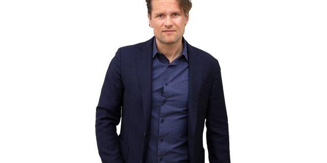 Mattias Svensson. Foto: Privat