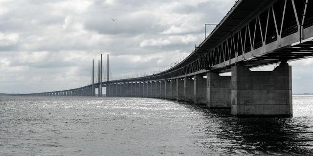 Svenska svart skadad i tagolycka i danmark
