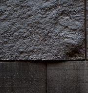 Riksbankens svarta granitfasad.  ERIK MÅRTENSSON / TT / TT NYHETSBYRÅN