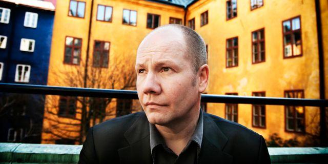 Peter Englund, historiker och författare.  Oskar Kullander / SvD / TT / TT NYHETSBYRÅN