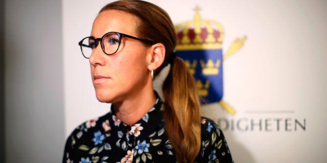 Linda Schön. Arkivbild. Adam Ihse/TT / TT NYHETSBYRÅN