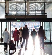 Arkivbild från Malmö centralstation. Emil Langvad/TT / TT NYHETSBYRÅN