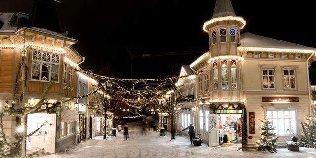 Arkivbild på julfirandet på Liseberg. PONTUS LUNDAHL / TT / TT NYHETSBYRÅN
