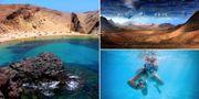 Kanarieöarna hade rekordmånga besökare 2017, när turister ratade Egypten, Turkiet och Tunisien. Thinkstock
