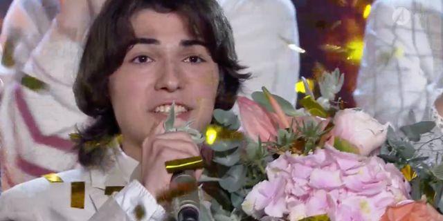 Ibrahim Nasrullayev i talang TV4