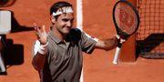 Roger Federer BENOIT TESSIER / TT NYHETSBYRÅN