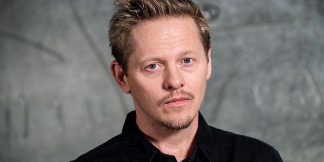Thure Lindhardt. Johan Nilsson/TT / TT NYHETSBYRÅN