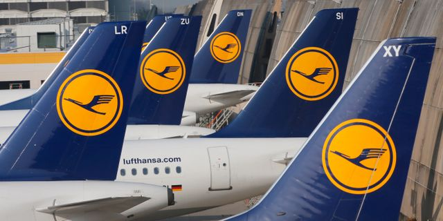 Tysk pilotstrejk doms som olaglig