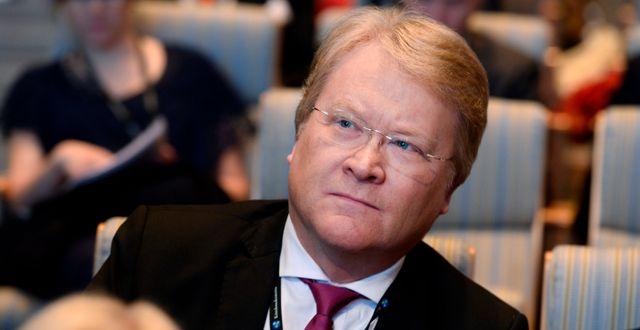 Lars Adaktusson.  Pontus Lundahl / TT / TT NYHETSBYRÅN
