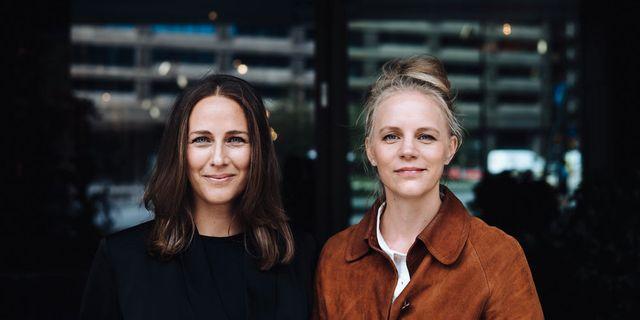Elsa Lantz och Jenny Holmström är grundare av initiativet Porrfri barndom.  Porrfri Barndom, Abraham Engelmark