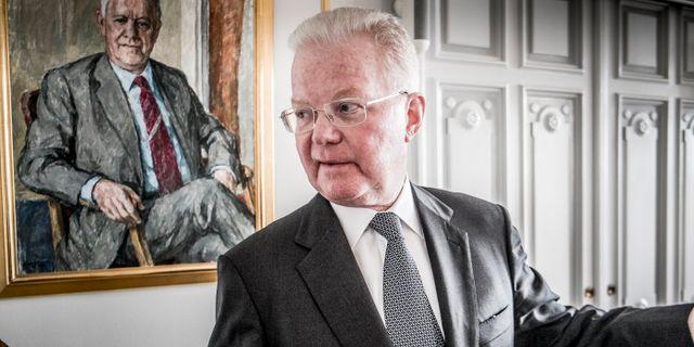 Fredrik Lundberg. Magnus Hjalmarson Neideman / SvD / TT NYHETSBYRÅN