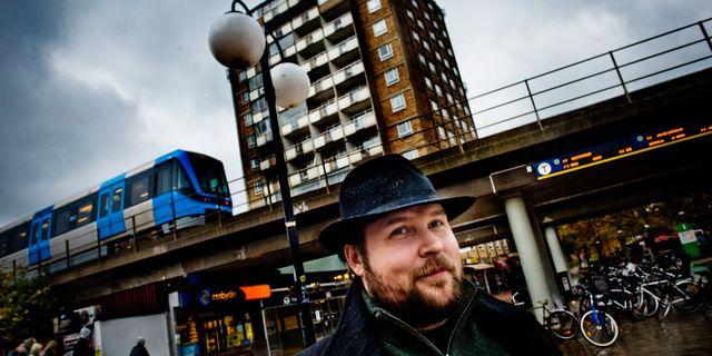"""Arkivbild från 2010: Markus """"Notch"""" Persson. Magnus Hjalmarson Neideman / SvD / TT / TT NYHETSBYRÅN"""