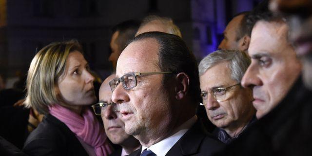 MIGUEL MEDINA / AFP