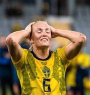 Magdalena Eriksson. CARL SANDIN / BILDBYRÅN
