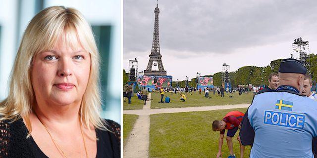 Svenska ministrar protesterar mot bordeller