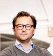 Johan Nilke, förvaltare på Lannebo Fonder och gästkrönikör i Omni Ekonomi. Magnus Sandberg