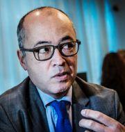 Frédéric Cho. Yvonne Åsell/SvD/TT / TT NYHETSBYRÅN