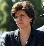 Frankrikes avgående försvarsminister Sylvie Goulard. BERTRAND GUAY / POOL