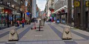 Tomma gator i centrala Stockholm. Jonas Ekströmer/TT / TT NYHETSBYRÅN