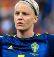 Nilla Fischer. BAPTISTE FERNANDEZ / BILDBYRÅN