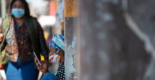 Arkivbild.  Themba Hadebe / TT NYHETSBYRÅN