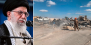 Ayatolla Ali Khamenei AFP/TT