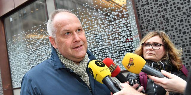 Jonas Sjöstedt. Arkivbild. Jonas Ekströmer/TT / TT NYHETSBYRÅN