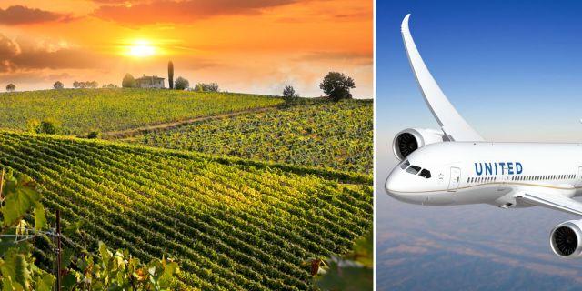 United Airline lanserar USA:s kortaste flygresa – 16 minuter från start till landning. Wikicommons / United Airlines