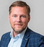 Företagarnas vd Günther Mårder.  Pressbild