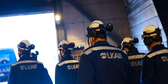 Fuskande gruvarbetare sager upp sig