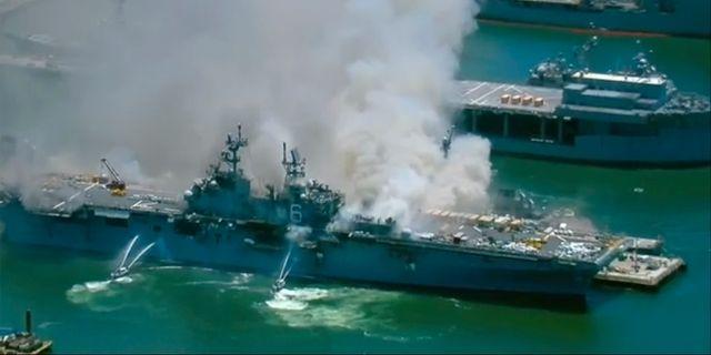 USS Bonhomme Richard TT NYHETSBYRÅN