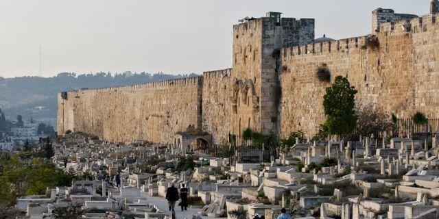Arkivbild från Jerusalem.  DAN BALILTY / TT NYHETSBYRÅN/ NTB Scanpix