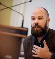 Daniel Suhonen. Vilhelm Stokstad/TT / TT NYHETSBYRÅN
