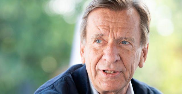 Håkan Samuelsson.  Henrik Montgomery/TT / TT NYHETSBYRÅN