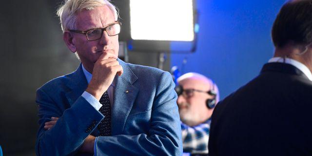 Carl Bildt. Henrik Montgomery/TT / TT NYHETSBYRÅN
