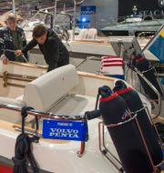 Arkivbild: Nimbus på båtmässan Allt för Sjön i Stockholm 2013.  Leif R Jansson / TT / TT NYHETSBYRÅN