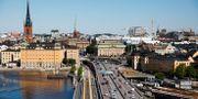 Stockholm. Emma-Sofia Olsson/SvD/TT / TT NYHETSBYRÅN