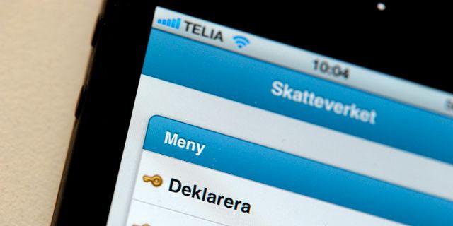 Skattemyndigheten stockholm