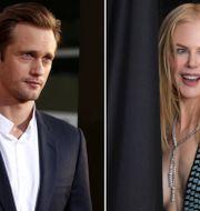 Alexander Skarsgård och Nicole Kidman TT