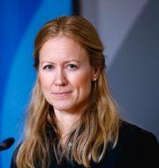 Kristine Rygge.  Thomas Johansson/TT / TT NYHETSBYRÅN