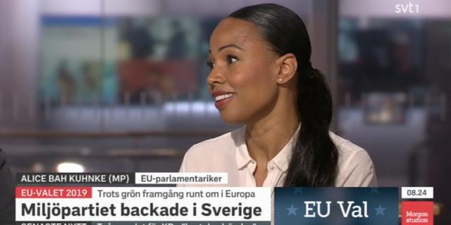Alice Bah Kuhnke.  SVT