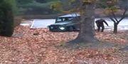 Soldaten Oh Chong-songs dramatiska flykt fångades på film. HANDOUT / UNITED NATIONS COMMAND