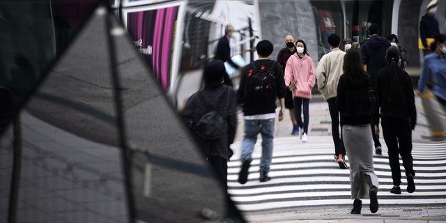 Tokyo, maj.  Eugene Hoshiko/TT
