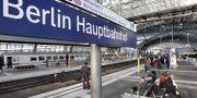 Hauptbahnhof i Berlin. MICHAEL SOHN / TT / NTB Scanpix